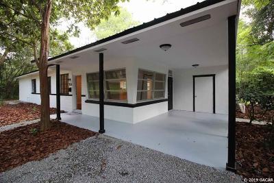 Gainesville Single Family Home Pending: 1526 NE 7TH Street