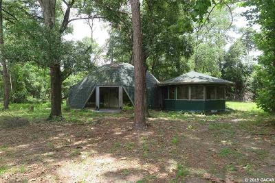 Gainesville Single Family Home For Sale: 9609 SW 78TH Court