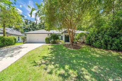 Gainesville Single Family Home For Sale: 7226 SW 86th Terrace