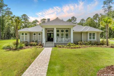 Newberry Single Family Home For Sale: 3640 NW 192nd Drive