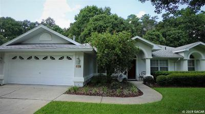 Gainesville Single Family Home For Sale: 1128 NW 106TH Street