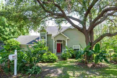 Gainesville FL Single Family Home For Sale: $217,900
