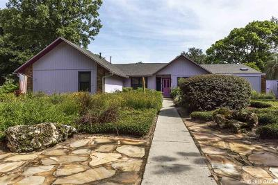 Gainesville Single Family Home For Sale: 2522 NW 28th Place