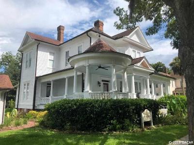 Alachua Single Family Home For Sale: 14713 Main Street