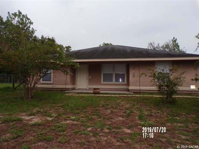 Archer Single Family Home For Sale: 11951 NE 101 Terrace