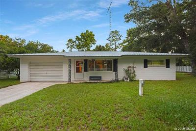 Hawthorne Single Family Home For Sale: 14722 SE 184TH Avenue