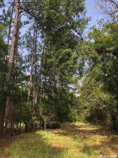 Gainesville Residential Lots & Land For Sale: 7610 NE 108TH Avenue