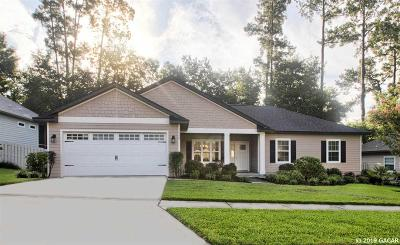Gainesville Single Family Home For Sale: 1439 NW 118TH Street