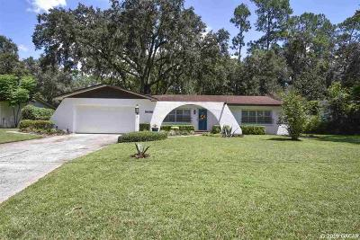 Gainesville Single Family Home For Sale: 4531 NW 30th Terrace