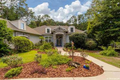 Gainesville Single Family Home For Sale: 1818 SW 106th Terrace