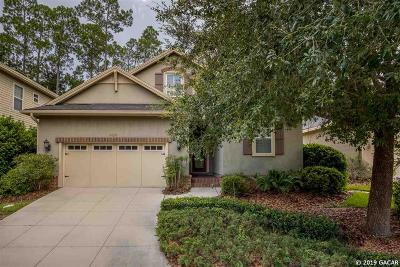 Gainesville Single Family Home For Sale: 3839 SW 91st Drive