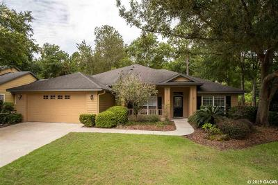 Gainesville Single Family Home For Sale: 7118 SW 86TH Terrace