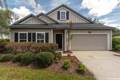 Gainesville Single Family Home For Sale: 8166 SW 74th Lane