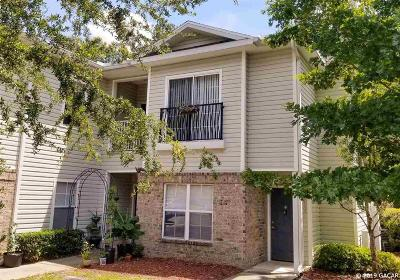 Gainesville Condo/Townhouse For Sale: 4337 NW 50th Drive #104