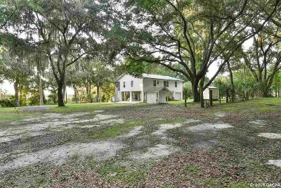 Hawthorne Single Family Home For Sale: 228 Little Orange Lake Drive