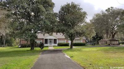 Williston FL Single Family Home For Sale: $249,000
