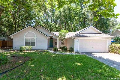 Gainesville Single Family Home For Sale: 4126 NW 34th Terrace