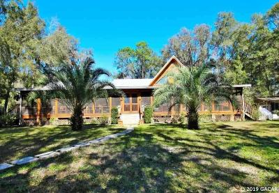 Williston FL Single Family Home For Sale: $949,900