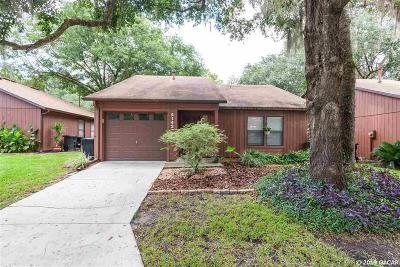 Gainesville Single Family Home For Sale: 4143 NW 16th Drive