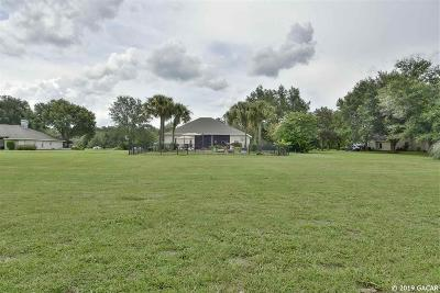 Archer Single Family Home For Sale: 12627 SW 28th Place
