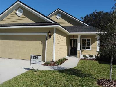 Gainesville Single Family Home For Sale: 3491 NW 26 Street