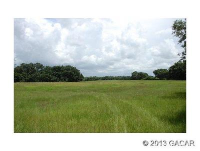 Melrose Residential Lots & Land For Sale: 4107 NE 255th Drive