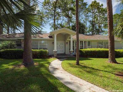 Gainesville Single Family Home For Sale: 3245 62nd Lane