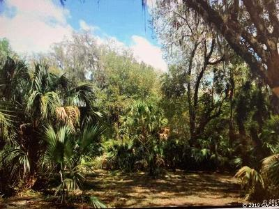Micanopy Residential Lots & Land For Sale: XXX SE Wacahoota Road