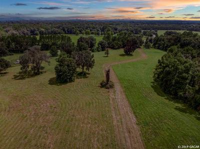 Alachua Residential Lots & Land For Sale: 13527 NW 222 Lane