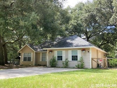Melrose Single Family Home For Sale: 104 Crystal Lake Drive