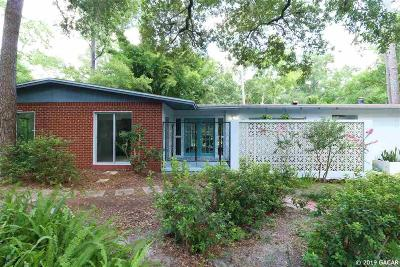 Gainesville Single Family Home For Sale: 1029 NW 39TH Drive