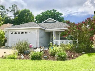 Alachua Single Family Home For Sale: 11772 NW 61st Terrace