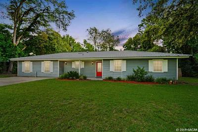 Newberry Single Family Home For Sale: 25630 SW 18TH Avenue