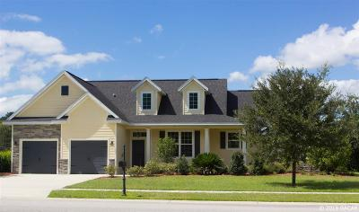 High Springs Single Family Home For Sale: 16366 NW 202nd Drive