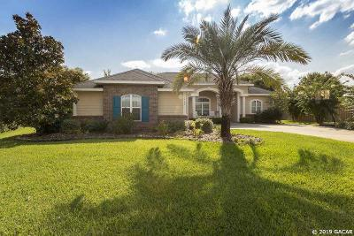 Gainesville Single Family Home For Sale: 14195 NW 30th Avenue
