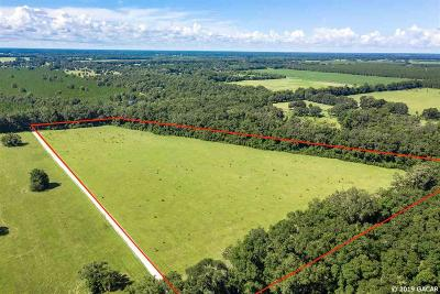 High Springs Residential Lots & Land For Sale: 9606 NW 261 Terrace