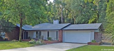 Gainesville Single Family Home For Sale: 3745 SW 6th Place