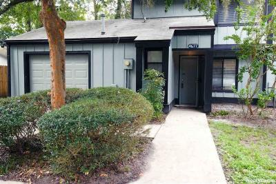 Gainesville Condo/Townhouse For Sale: 4677 NW 24TH Boulevard