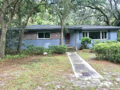 Gainesville Single Family Home For Sale: 427 SW 41st Street