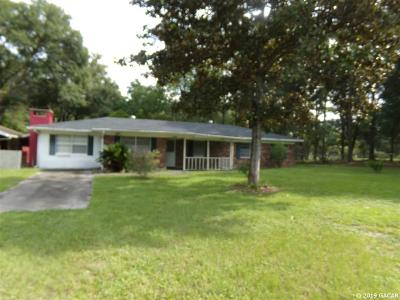 High Springs Single Family Home For Sale: 23138 NW 174th Avenue
