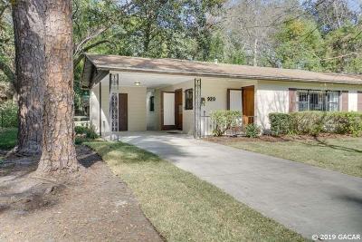 Gainesville Multi Family Home For Sale: 920 NE 6TH Avenue