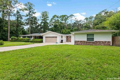 Gainesville Single Family Home For Sale: 300 SW 41st Street