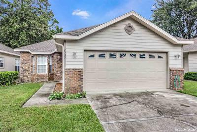 Gainesville Single Family Home For Sale: 7532 NW 47th Way