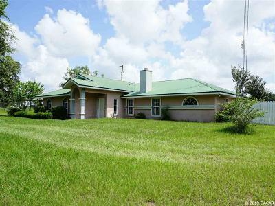 Bronson Single Family Home For Sale: 4451 NE County Road 337