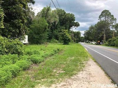 High Springs Residential Lots & Land For Sale: TBD NW Poe Springs Road