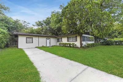 Gainesville Single Family Home For Sale: 2049 NE 17TH Terrace
