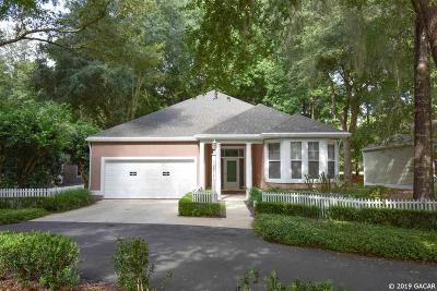 Gainesville Single Family Home For Sale: 10156 SW 52nd Road
