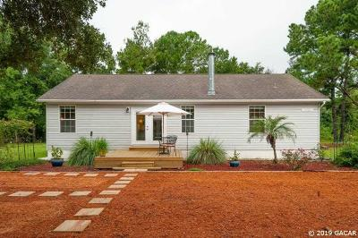 Melrose Single Family Home For Sale: 7220 NE 221 Street