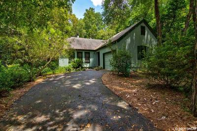 Gainesville Single Family Home For Sale: 4641 SW 85TH Drive