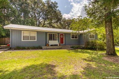 Gainesville Single Family Home For Sale: 507 NW 35th Street